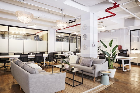 Bond Collective in Flatiron - 1-Person Private Interior Office