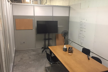 The LIFT Office - Semi-Private Meeting Space