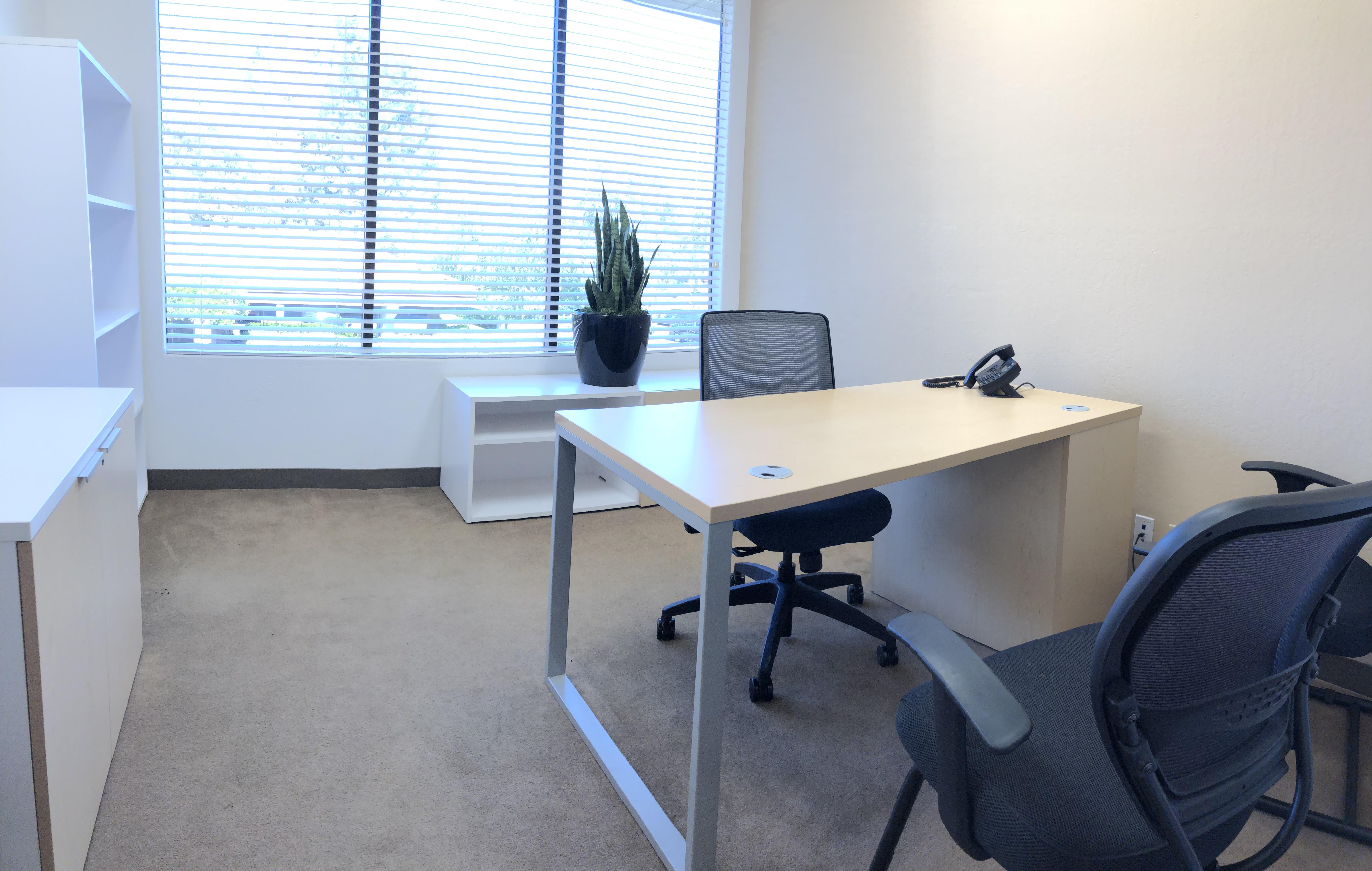 Pacific Workplaces - Palo Alto - Day Office 212