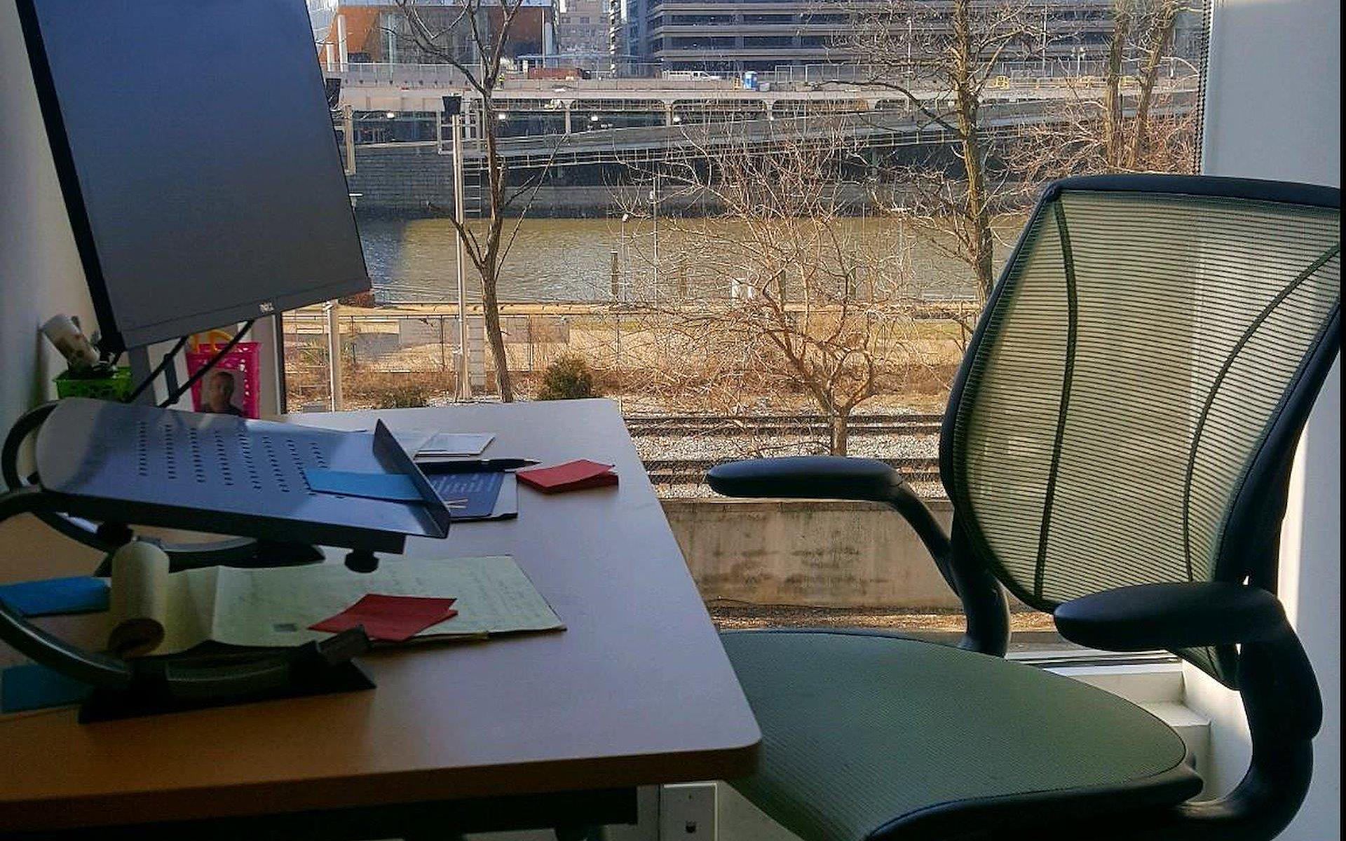 CityCoHo | Philly Nexus - 2nd Floor Riverview Office