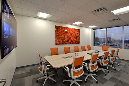 Office Evolution - Woodbridge - Large Conference Room