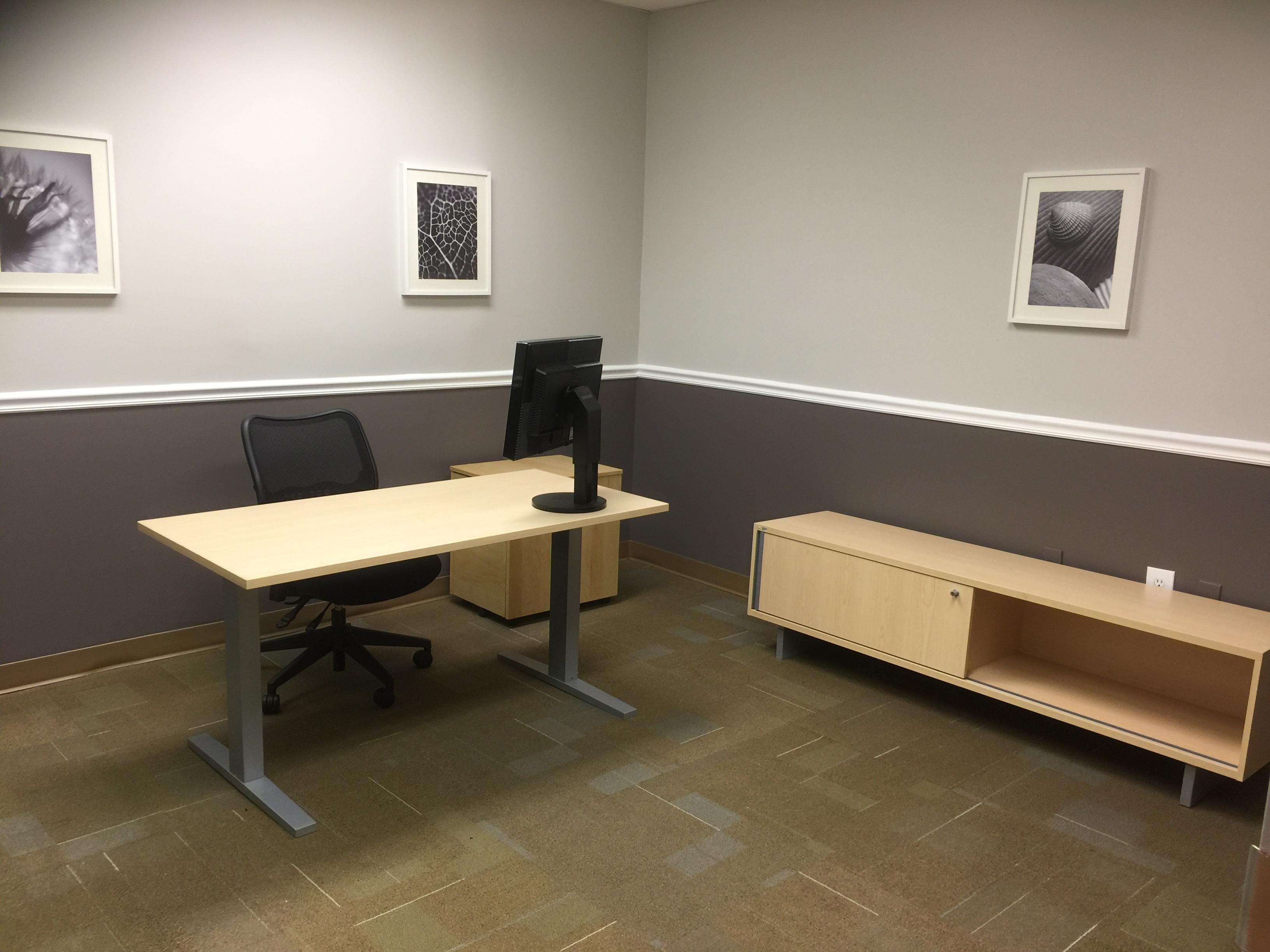The Exchange Offices - Office 1