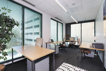 Venture X   Denver South - 4 Person Large Office with Window
