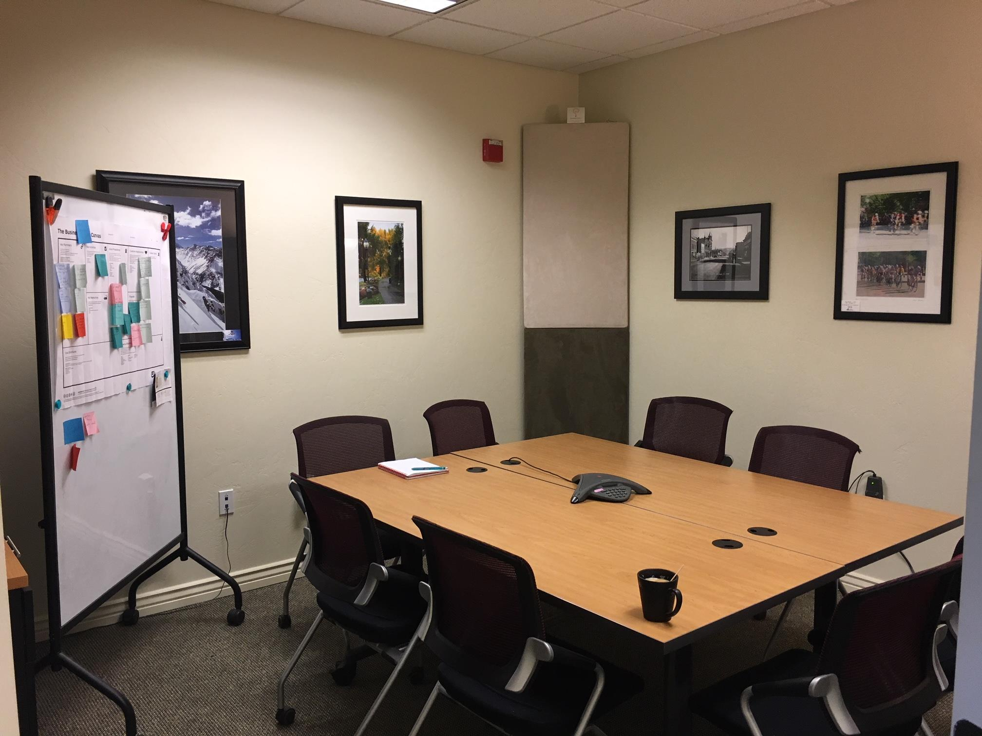 DurangoSpace - Conference Room #8
