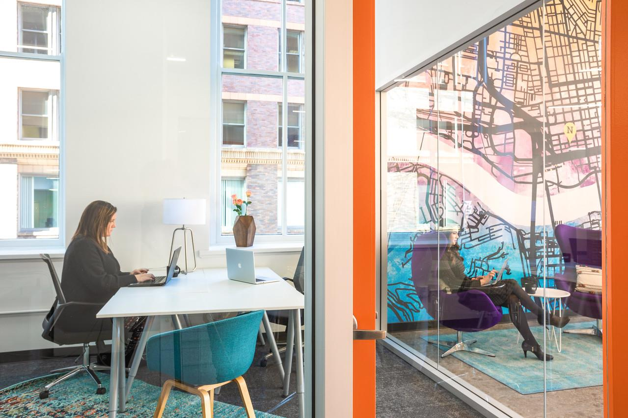 Novel Coworking Golden Triangle - Office 405