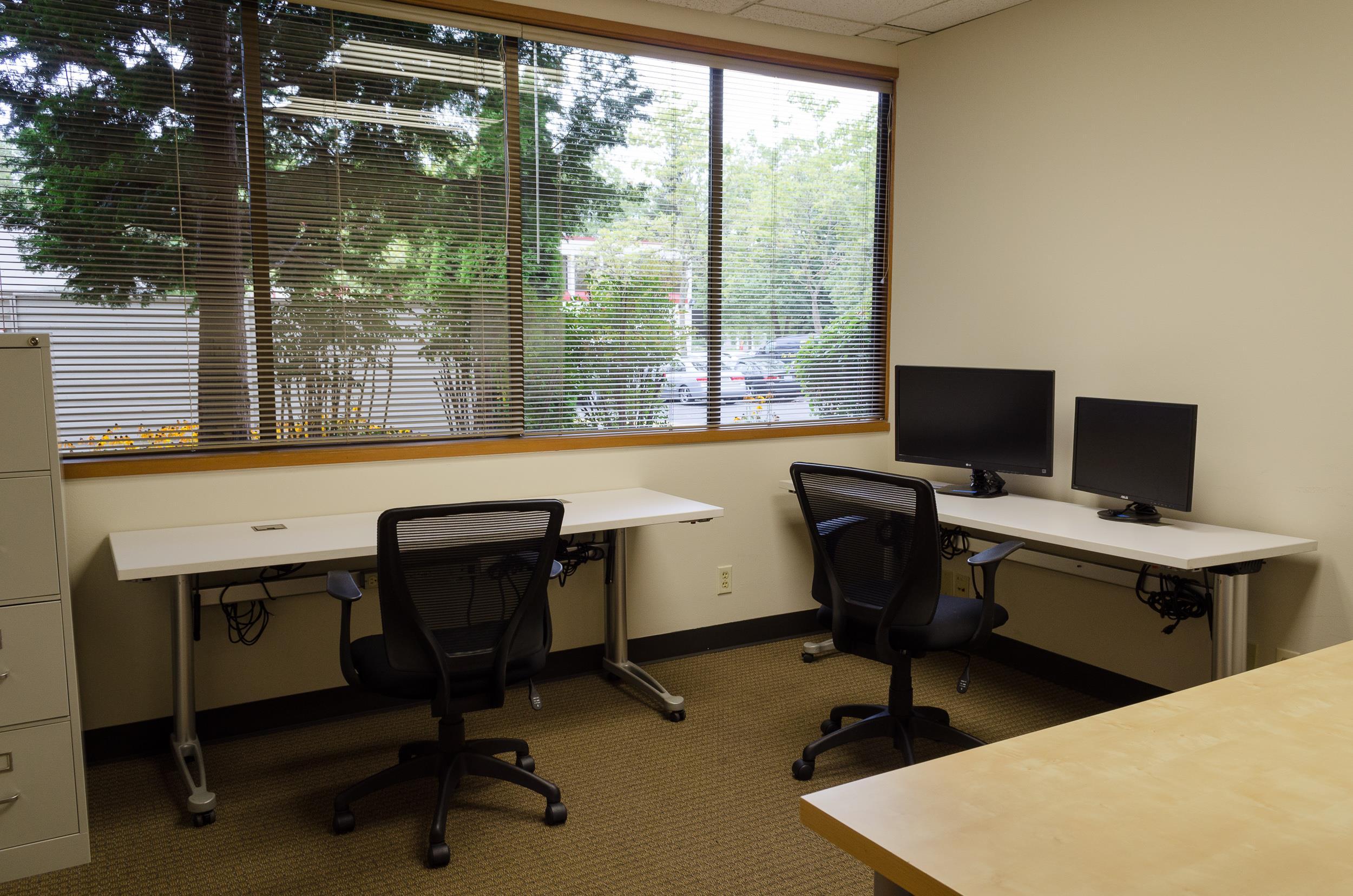 Blaze Space - Overlake PS Business Park (Bld 17) - Private Desk