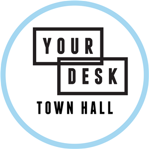 Logo of Your Desk Town Hall