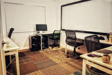 Treehouse Society - Furnished Office for a Small Team