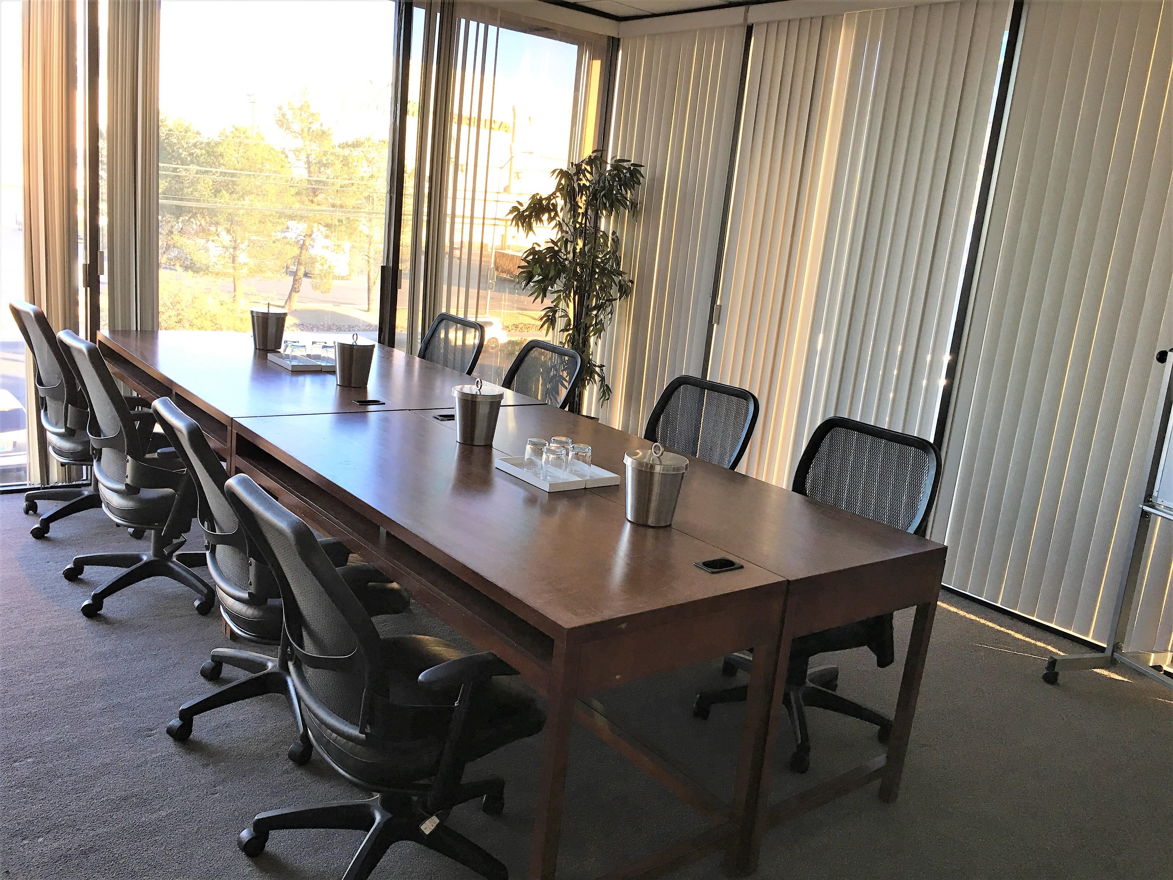 The Liquidators - Conference Room