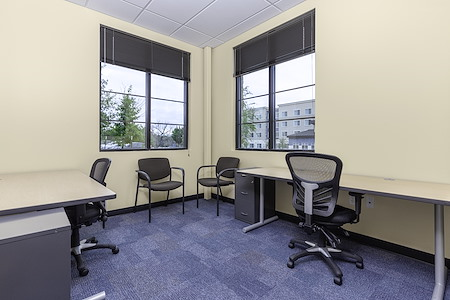 T-Werx Coworking and Entrepreneur Center - Four Points - Shared Private Office