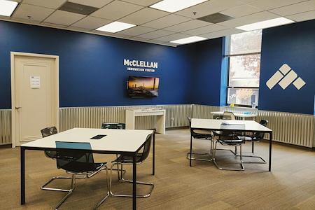 Allegiant Innovation Center - Front Room