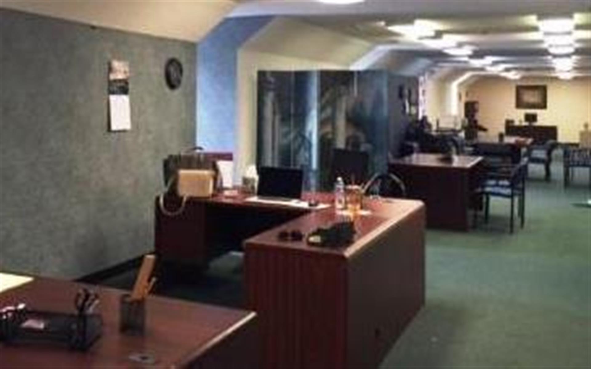Affordable Home Provider, LLC - Oversized L-Shaped Desk