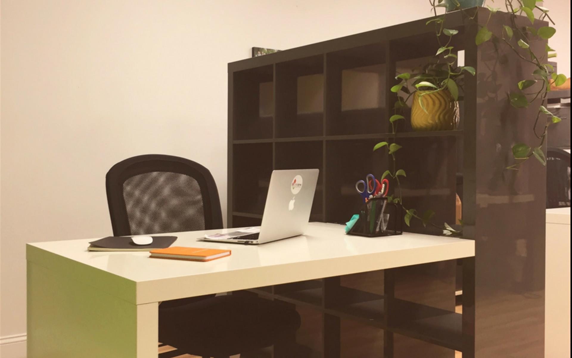 Indiegrove - Private Desk