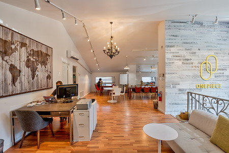 OnePiece Work San Jose - Private office for 1-4 people