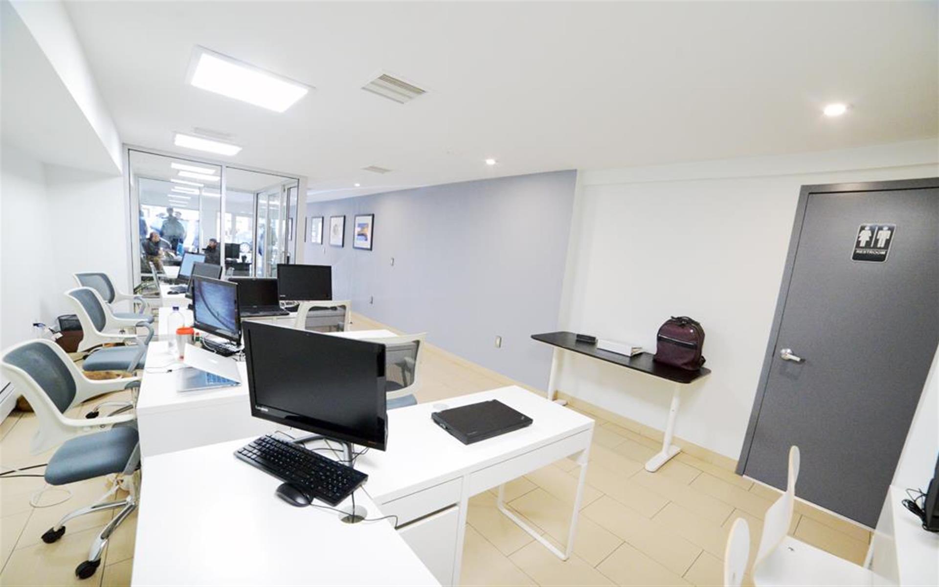 Flexible Office Space- NoMad - Park Avenue Desk