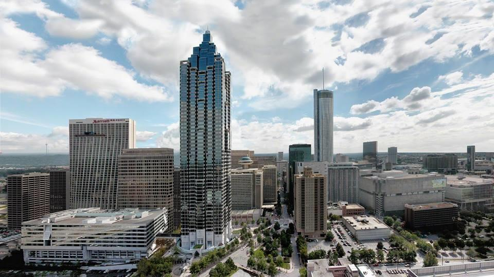 Peachtree Center - Harris Tower- Suite 1025