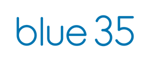 Logo of Blue35