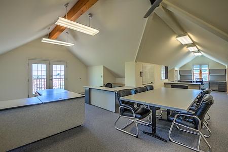 Alameda Space - Open work area
