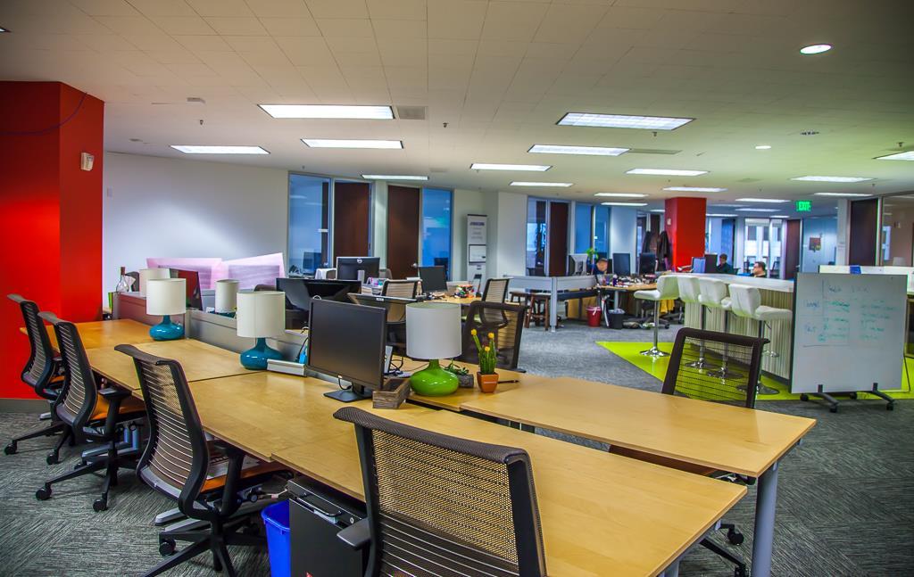SOMAcentral   San Francisco (Sacramento St.) - Dedicated Desk