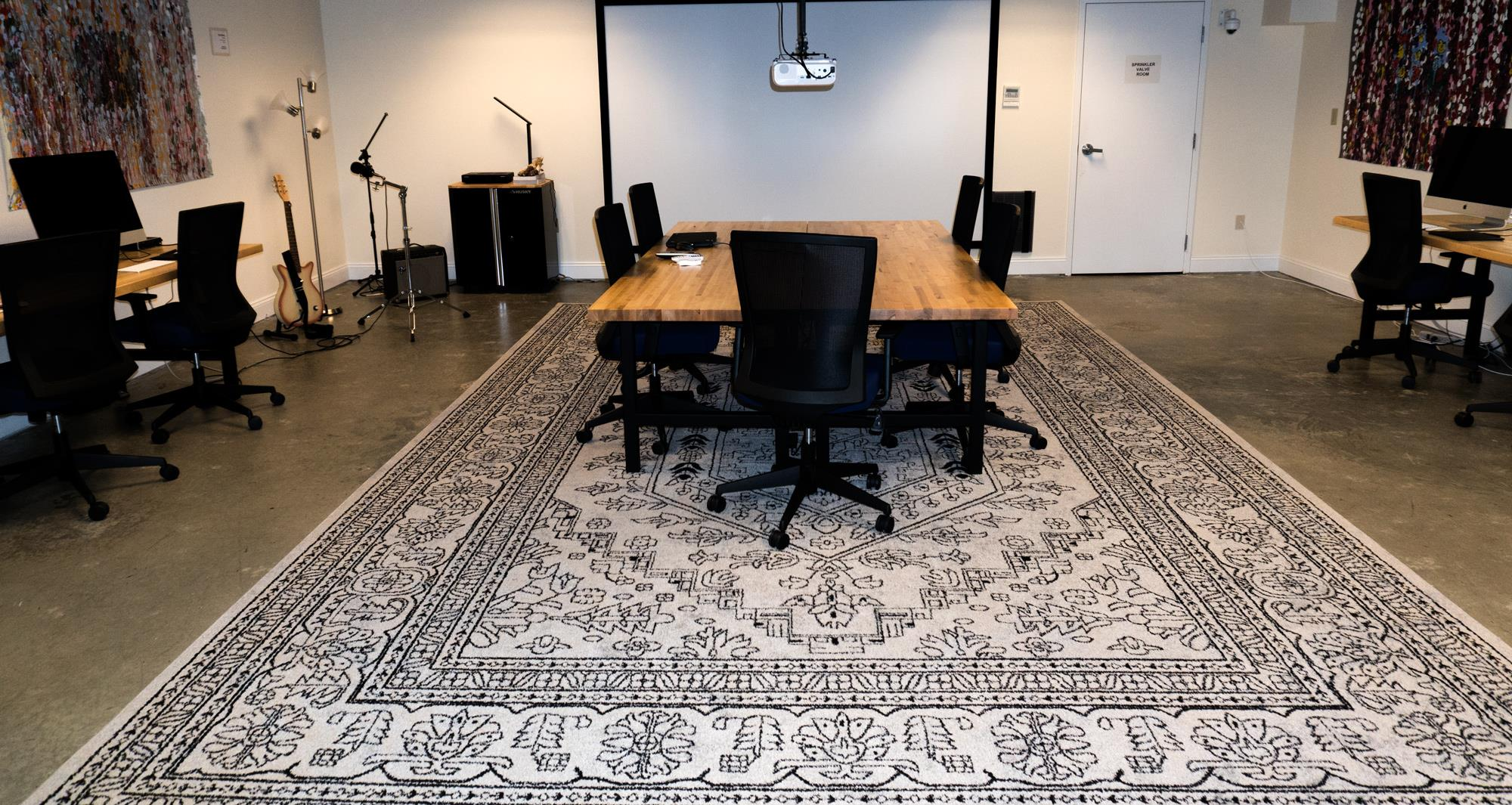 Saugatuck Digital Arts Workshop, LLC - Meeting Room 1