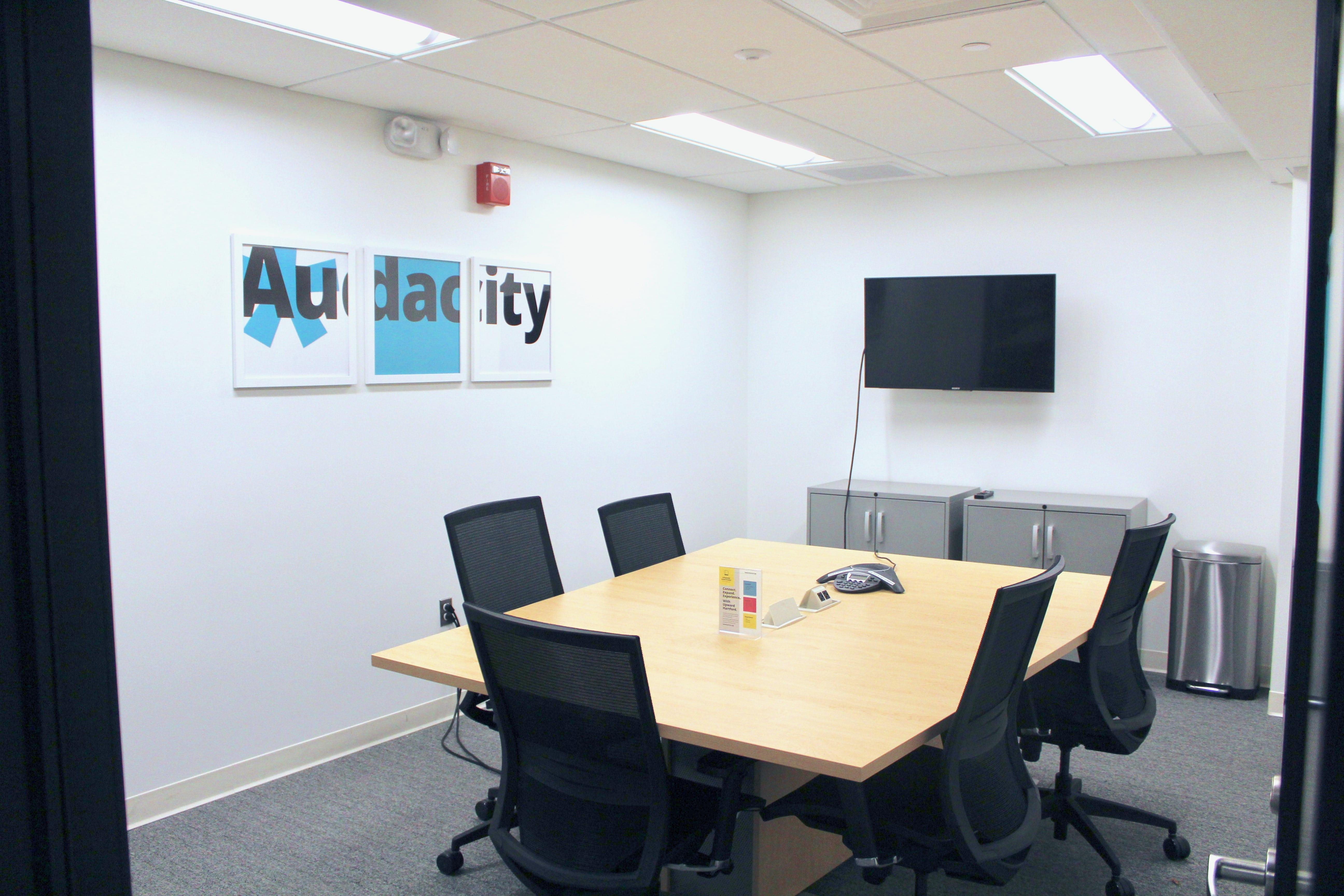 Upward Hartford - Audacity Conference Room