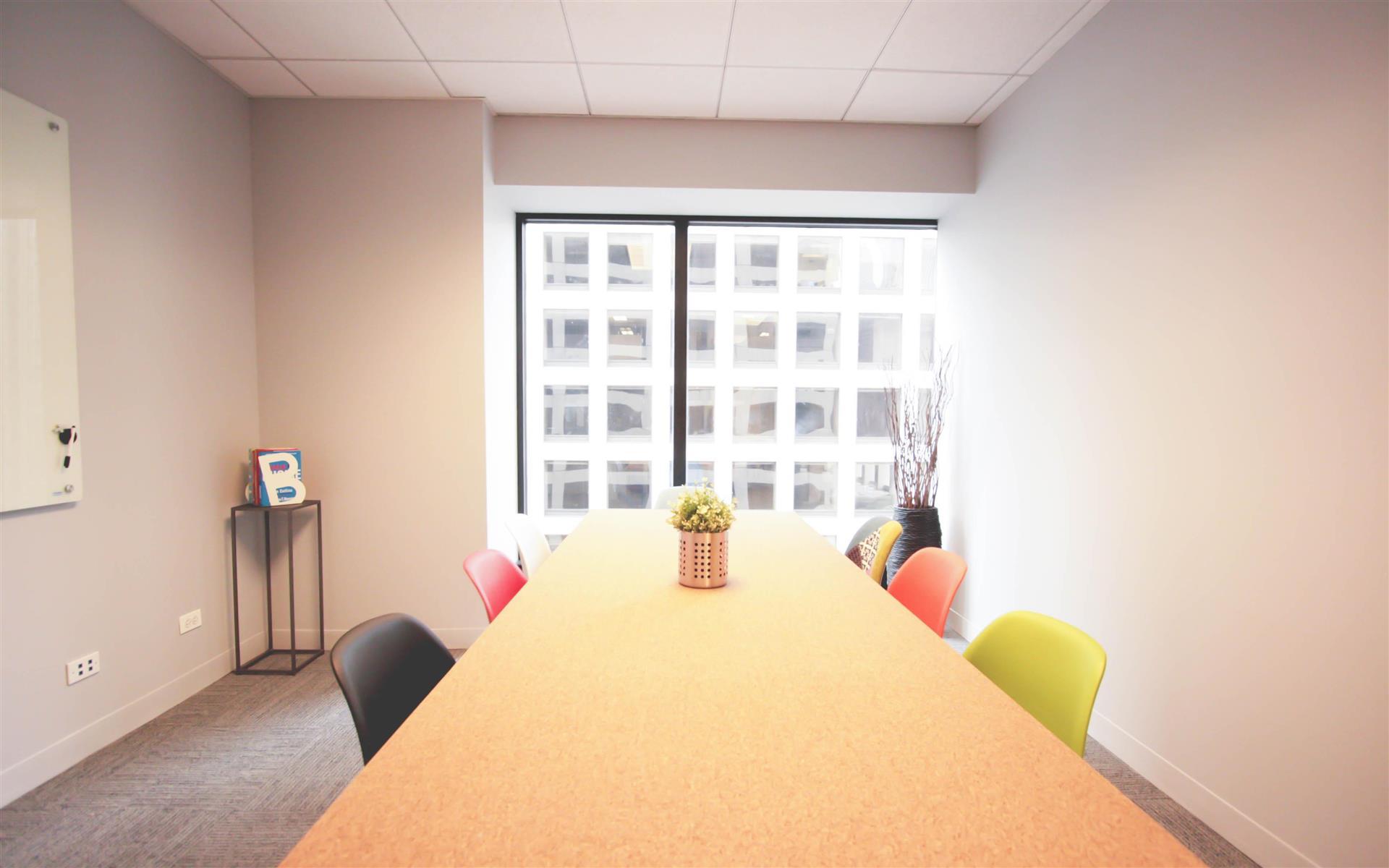 BeOffice | URBAN WORKSPACES - Monthly Large Focus Room