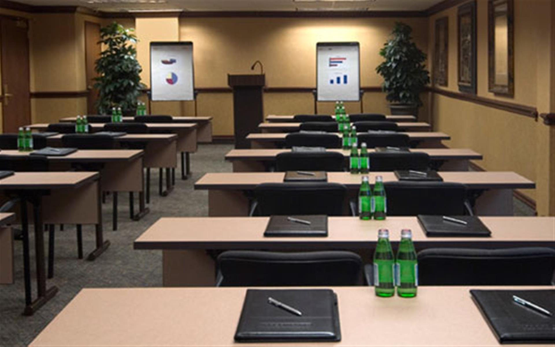 Private Meeting Room For 50 At Hyatt House Parsippany East