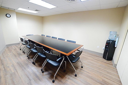 The Partnership - 305 7th Avenue, NYC - Conference Room for 12