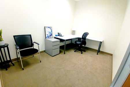 (ALN) One Allen Center - Private Office To Make Your Own