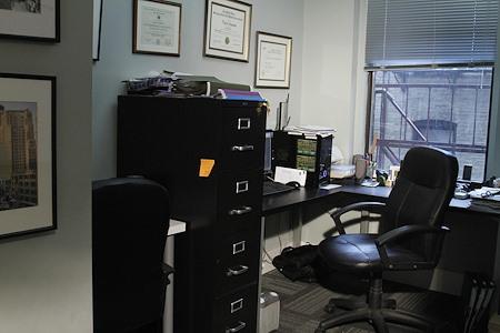 TKO Suites - Midtown West - 401- Private Windowed Office