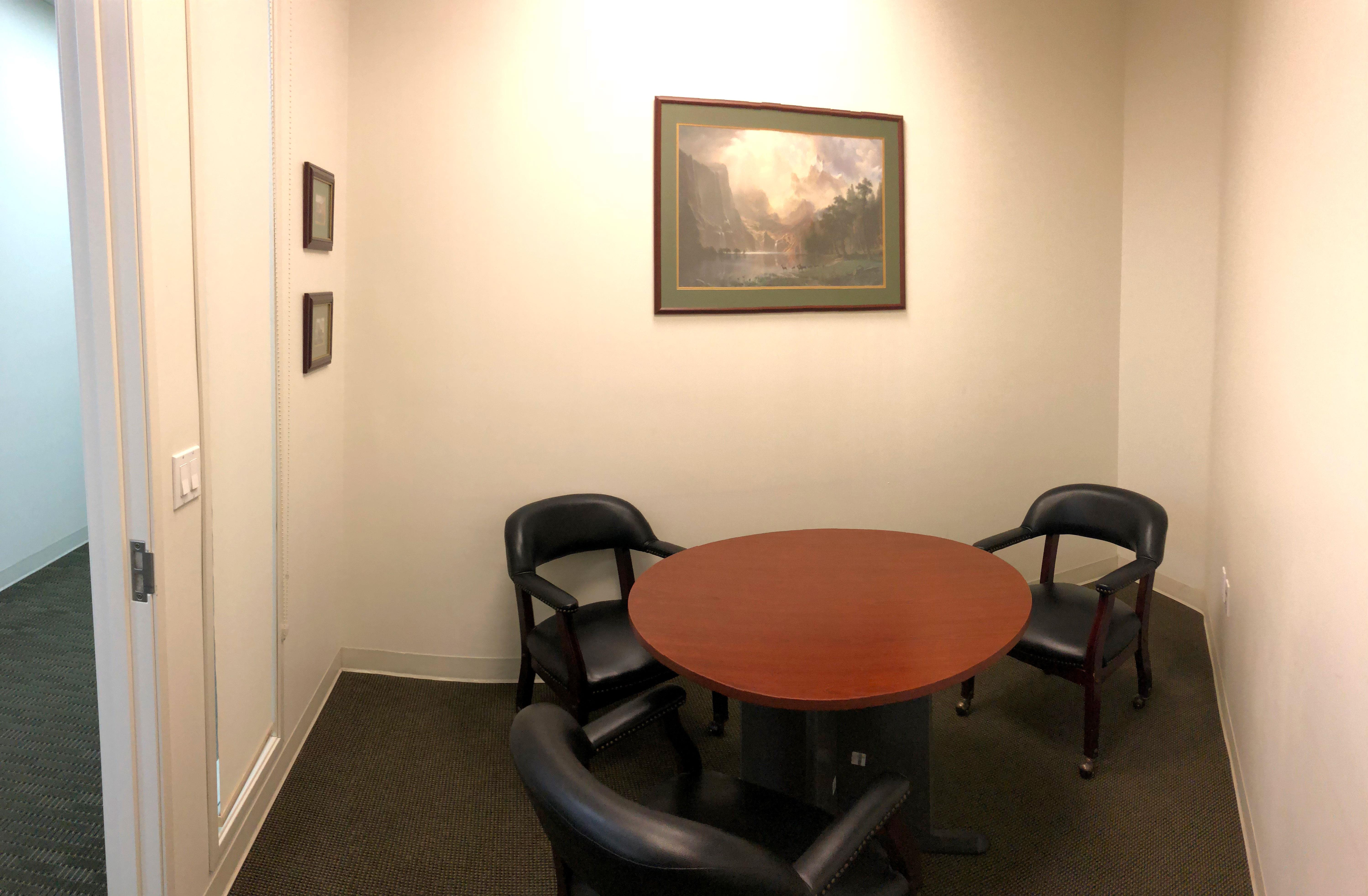Irvine Virtual Office - Small Meeting Room