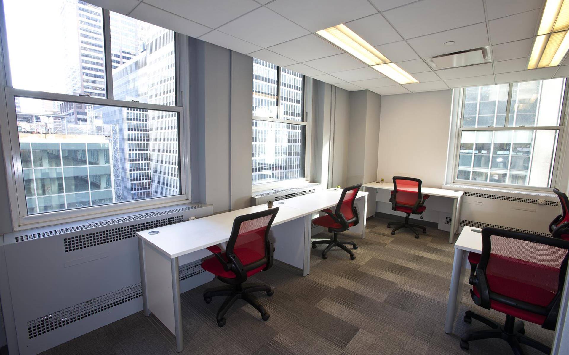 NYC Office Suites - 10 Grand Central - 1270 Ave of the Americas - Rock Center