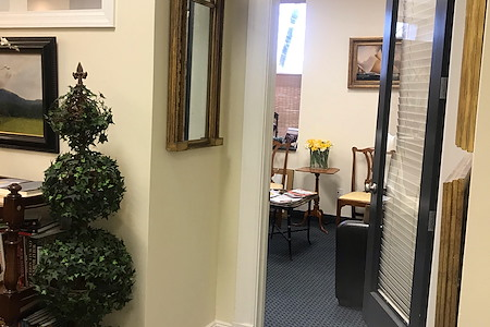 Putnam Avenue Offices - Large Private Office