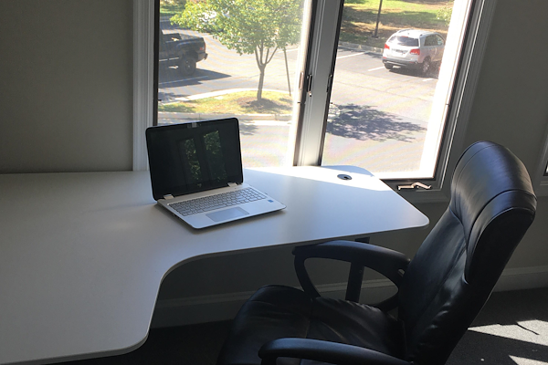 Angel77 Shared Space - Desk 1