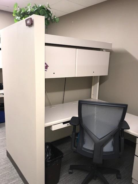 Office Evolution - Hoffman Estates - Dedicated Desk 3-Workstation 434