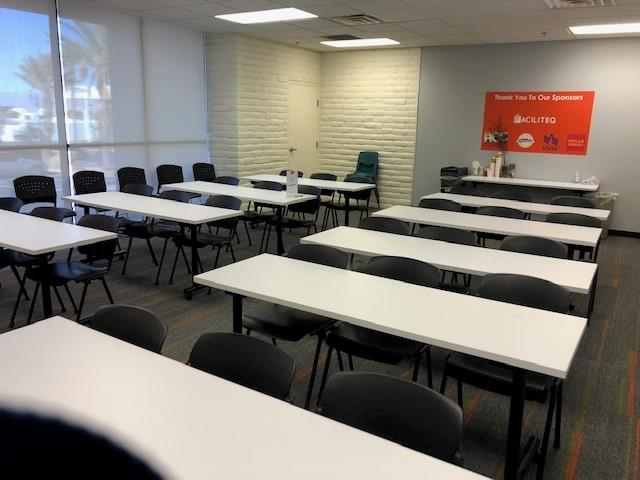 Henderson Business Resource & Innovation Center - Seminar Space