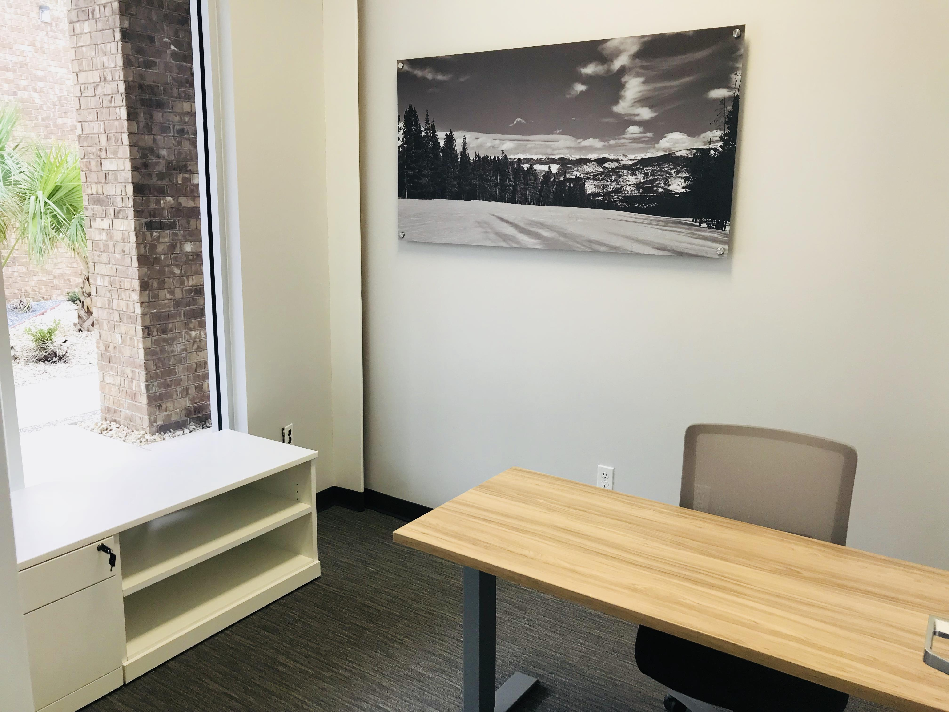 Intelligent Office Edinburg - Executive Office