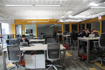 Workbar Back Bay - Dedicated Desk