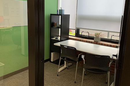 North Avenue Education - Office 3 (Green)