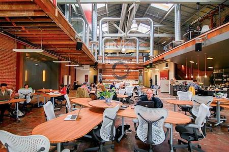 Impact Hub Oakland - Half-Day Pass