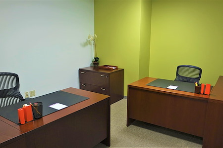 Carr Workplaces - The Willard - Interior Office 445