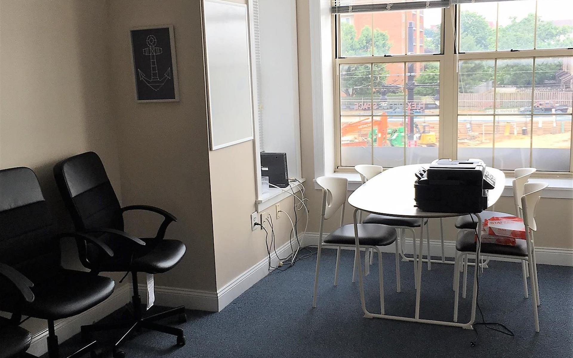 Flex Office Space - 804 H Street NE