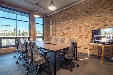 DeskLabs - The Third Floor Conference Room
