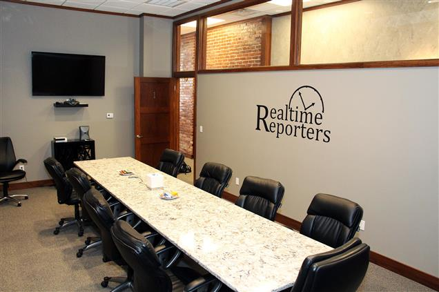 Realtime Reporters - Conference Room 4