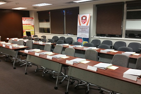 Maryland Global Training Center - Confrence Room