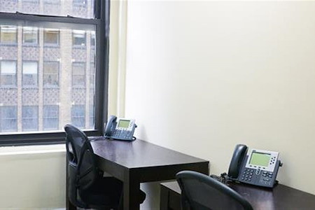 Jay Suites Penn Station - Windowed Office Suite Facing Broadway