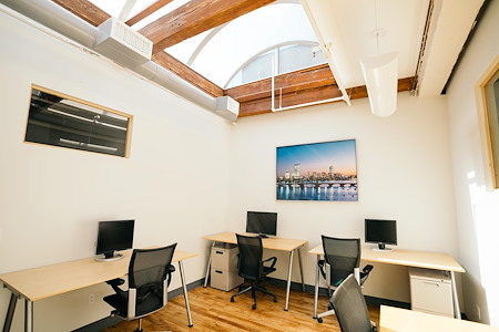 Coalition: Boston - Private Office for 4-5