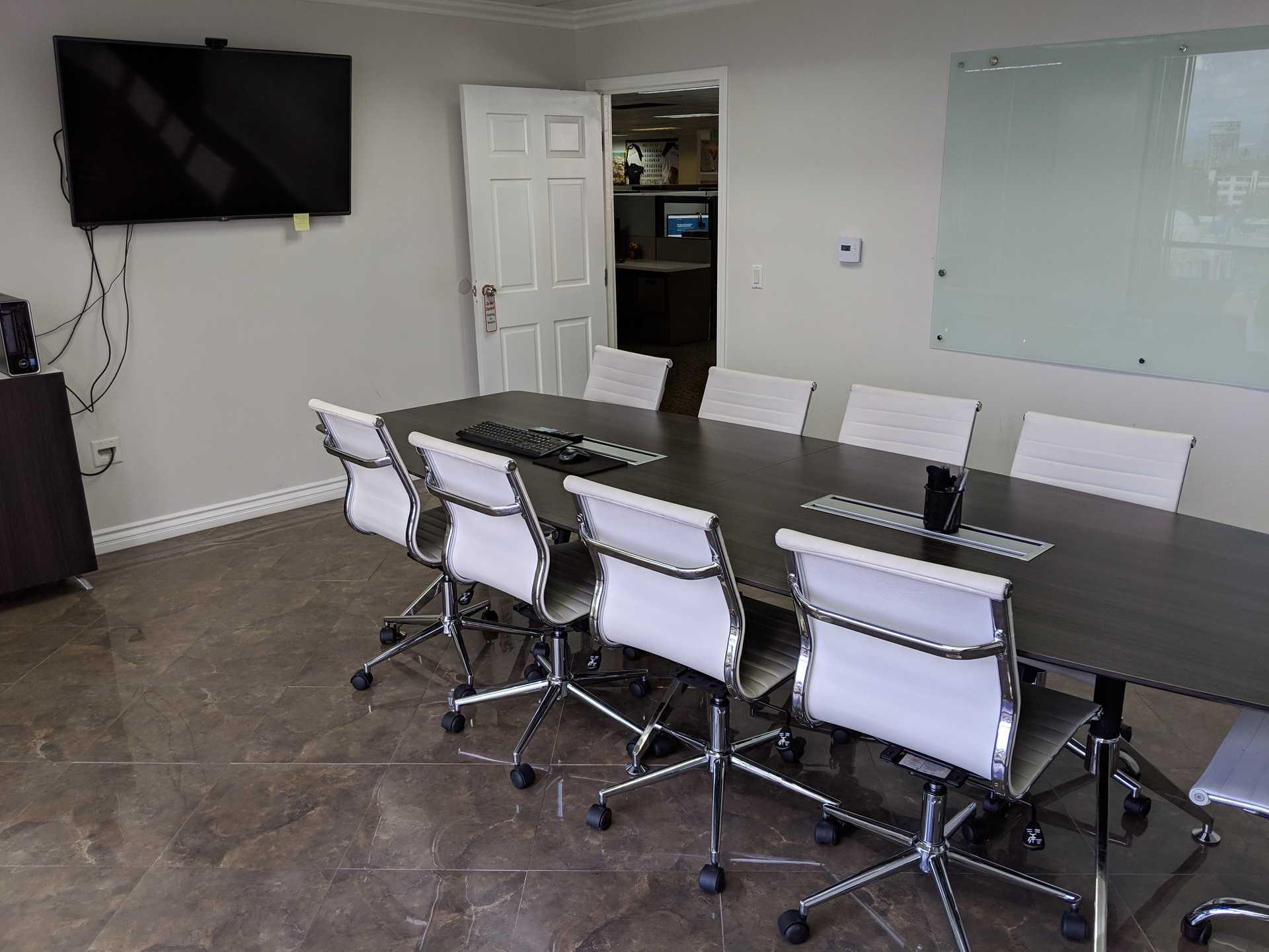 Push Live-Santa Ana - Conference Room with a View