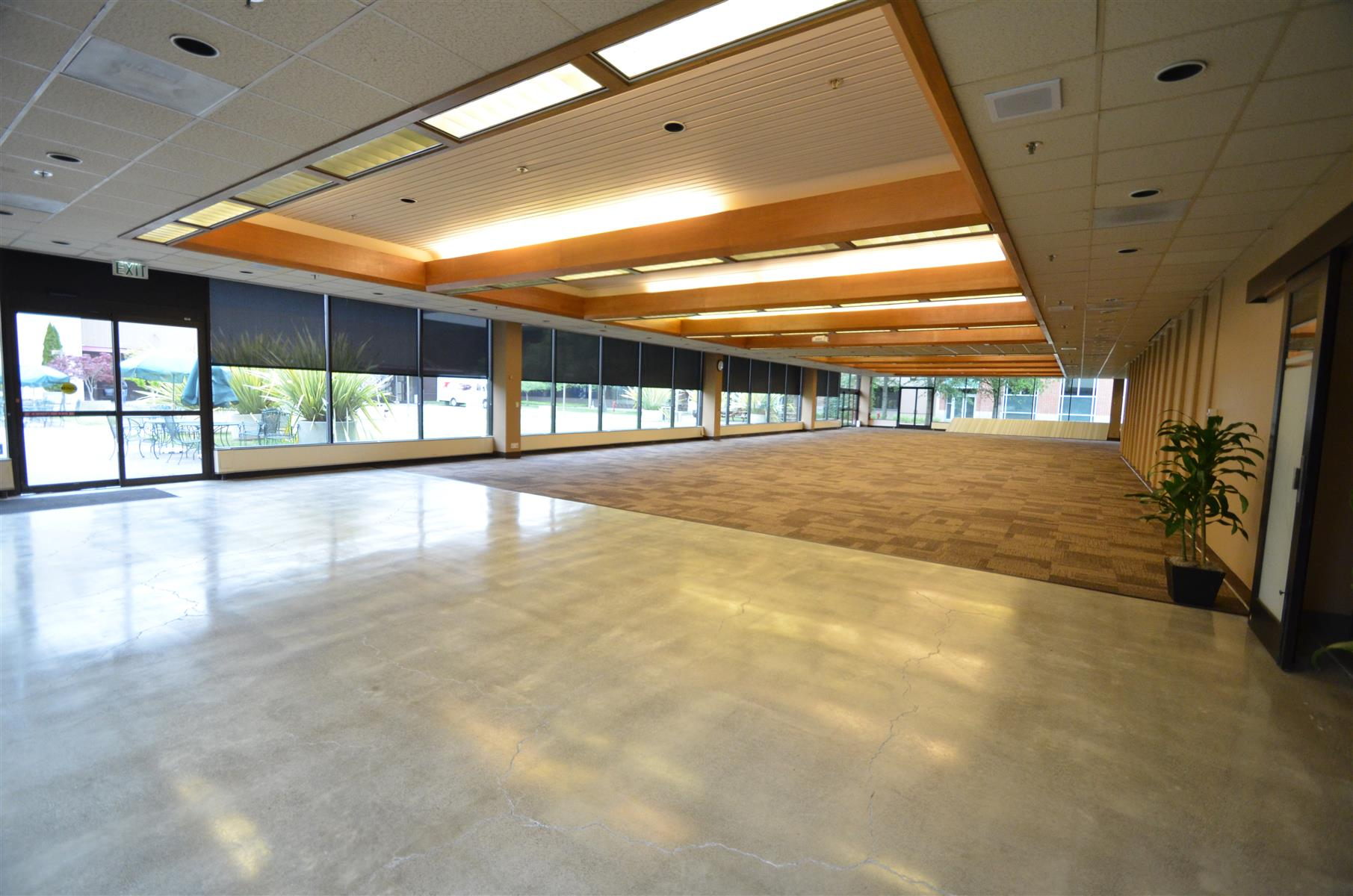 SOMO Village (1100 Valley House Drive) - Event Center - Plaza Room