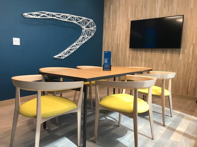 Capital One Café - Delray Beach - Meeting Room 1